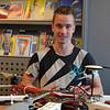 Mitchell Vrugteveen, student Technische Informatica