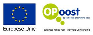 Logo Europese Unie OP Oost