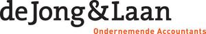Logo de Jong & Laan ondernemende accountants (ZW) 10cm.jpg