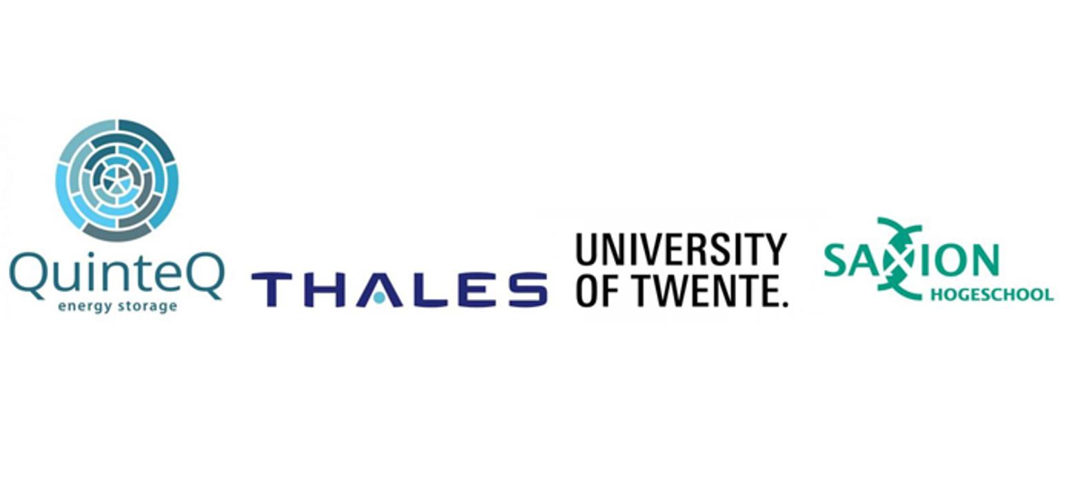 Quintec, Thales, University of Twente and Saxion Hogeschool