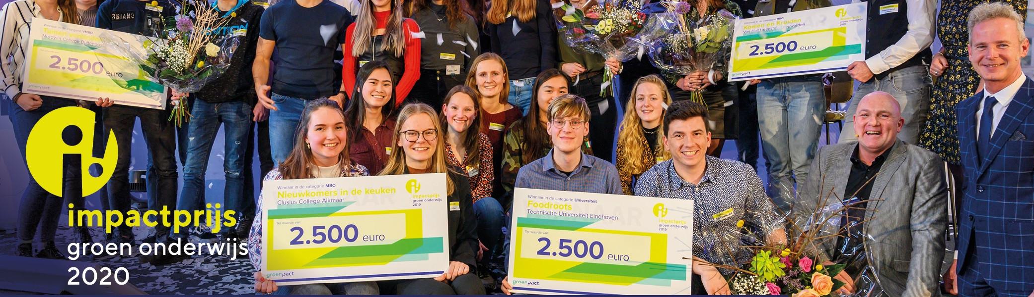 Genomineerden Impactprijs 2020 bekend
