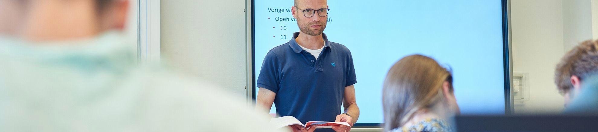 Deeltijd studeren Aeres Hogeschool Dronten