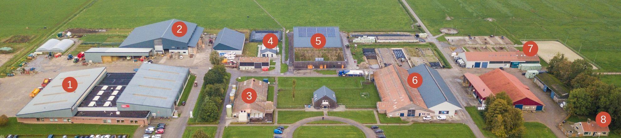 Aeres Farms Aeres Hogeschool Dronten