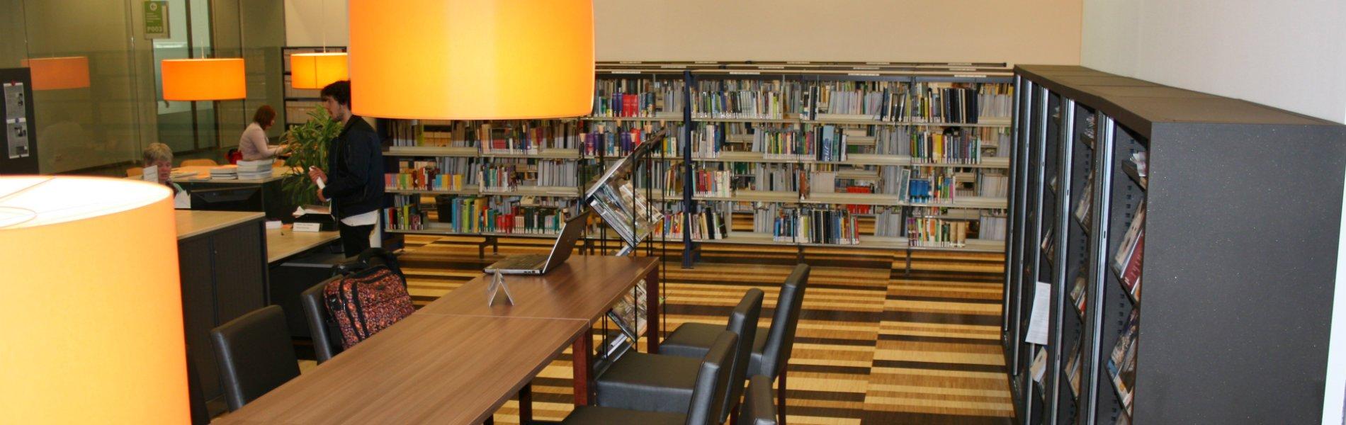 Bibliotheek Aeres Hogeschool Dronten