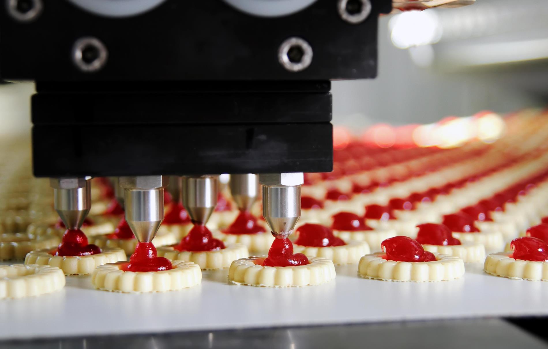 Aeres MBO Food koekjesfabriek