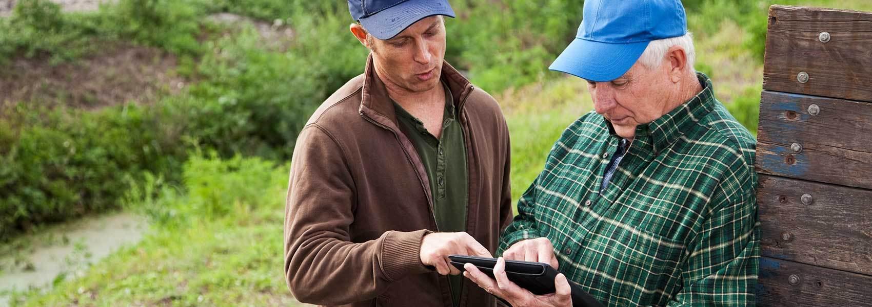 Verkoper Agri en Tech