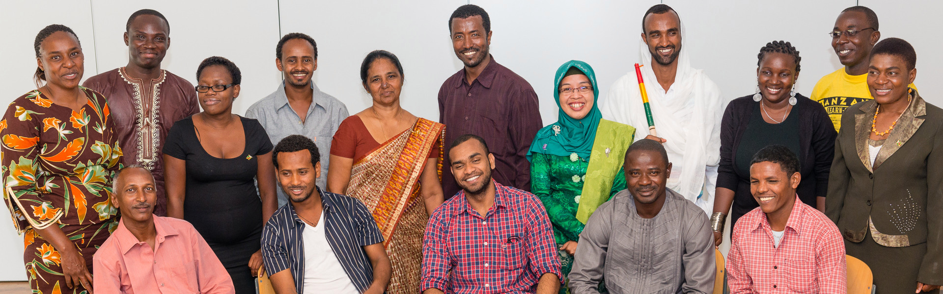 groepsfoto international students
