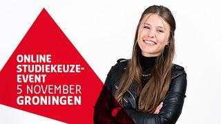 5 nov Groningen online studiekeuze-event